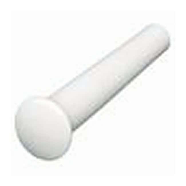 CoorsTek Porcelain Pestles for Porcelain Mortars with Pour Lip For mortar: