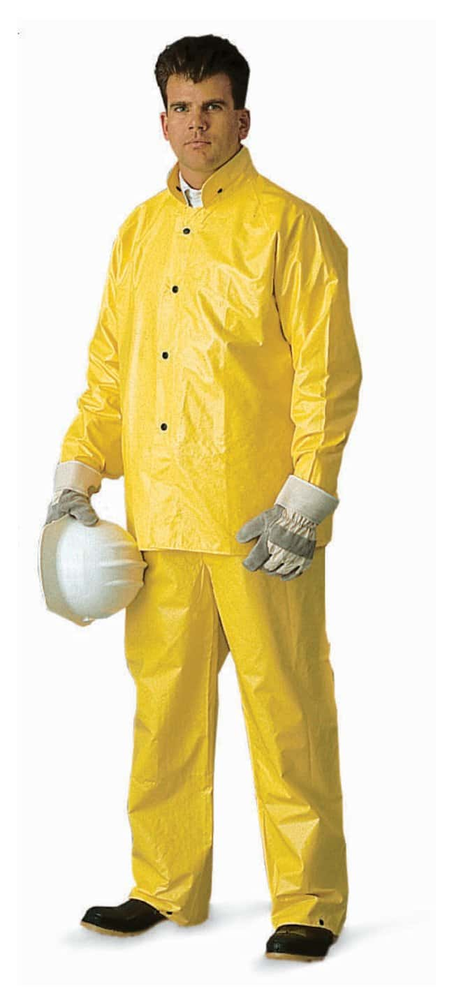 MCR Safety Wizard PVC/Nylon Rainwear: Three-Piece Suit Three piece suit;