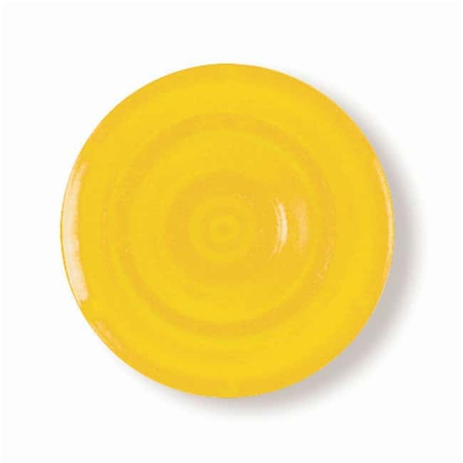 BRAND™Cuvet Caps Yellow BRAND™Cuvet Caps
