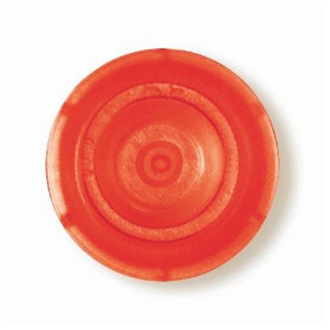 BRAND™Cuvet Caps Orange BRAND™Cuvet Caps