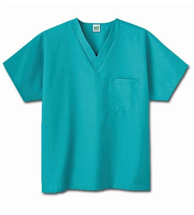 White Swan fundamentals Teal Unisex One Pocket Tops Teal; Small:Gloves,