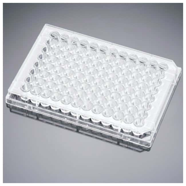 Falcon96-Well, Non-Treated, Flat-Bottom Microplate Clear; Standard, with