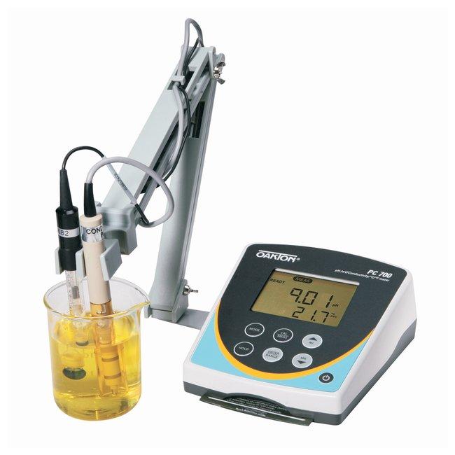 Ph And Conductivity Meter : Oakton pc ph conductivity meter