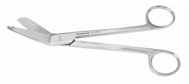 Integra Miltex Mid Grade Esmarch Plaster Shears Length: 8 in. (20.3cm):Spatulas,