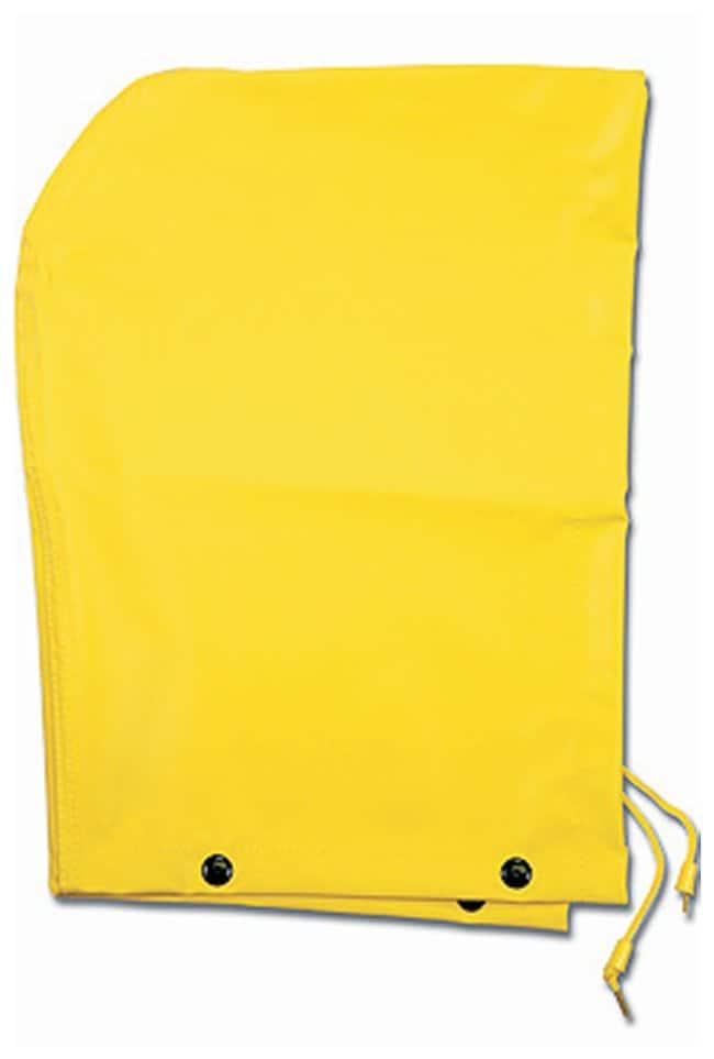 MCR Safety Concord Neoprene Nylon Rainwear: Hoods Hood; Yellow:Gloves,