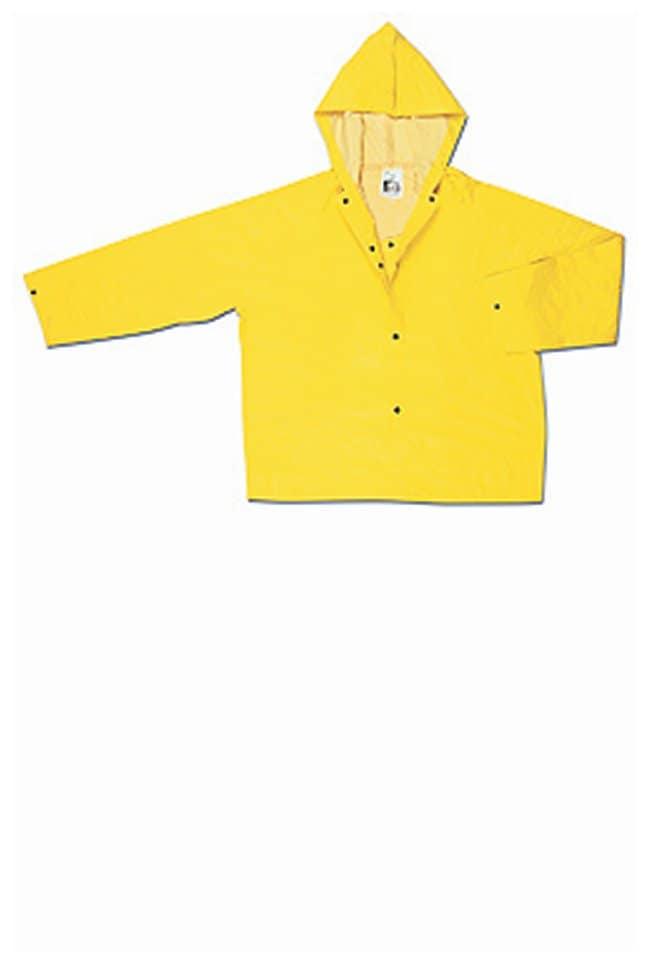 MCR Safety Concord Neoprene Nylon Rainwear: Rain Jackets Rain Jacket; Size: