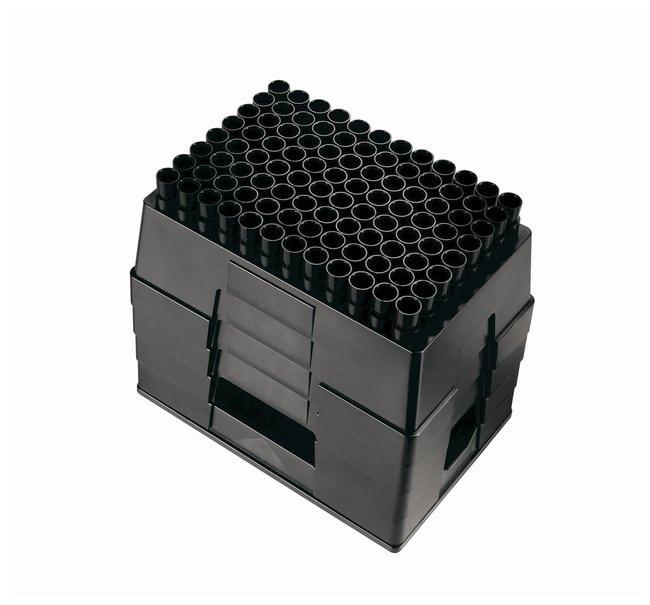 Axygen™Robotic Pipette Tips Conductive Black Polypropylene; 10 μL; Non-filtered; Standard Axygen™Robotic Pipette Tips