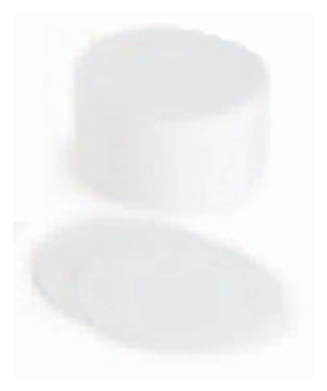 Sartorius™Glass Fiber Sample Pads, for Infrared Moisture Analyzers 4.00 in. (120mm) dia. Balance Software