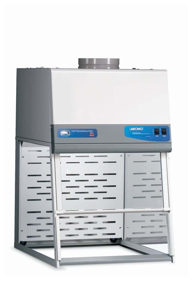 LabconcoXPert Filtered Balance Station: Nominal Width, 2ft.:Laboratory
