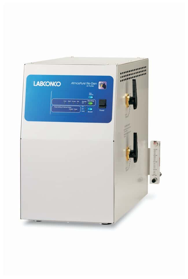 Labconco™ AtmosPure™ Re-Gen Gas Purifiers 208 to 230V 50/60Hz; Schuko plug Labconco™ AtmosPure™ Re-Gen Gas Purifiers
