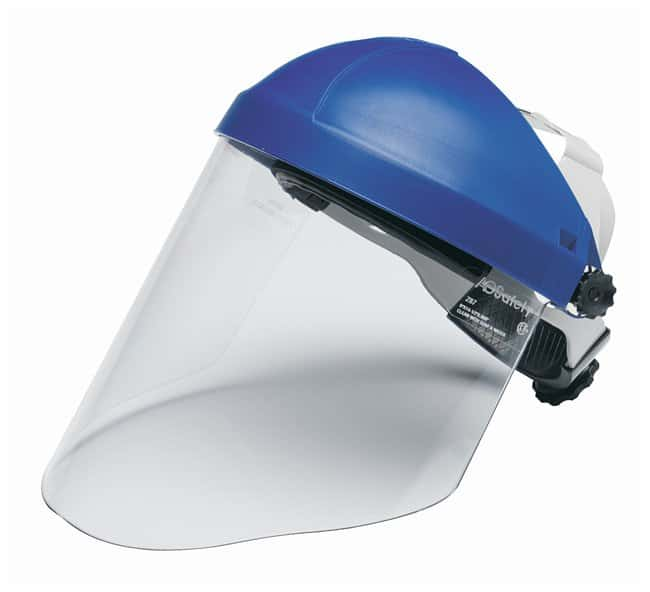3M Ratchet Headgear and Faceshield Safety System:Gloves, Glasses and Safety:Personal