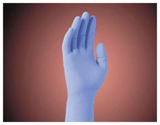 Microflex Nitrile Powder-Free Exam Gloves Size: Medium:Gloves, Glasses