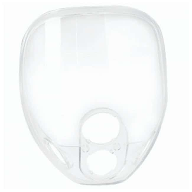3M Ultimate FX Full Facepiece Reusable Respirators: Lens Assembly Replacement