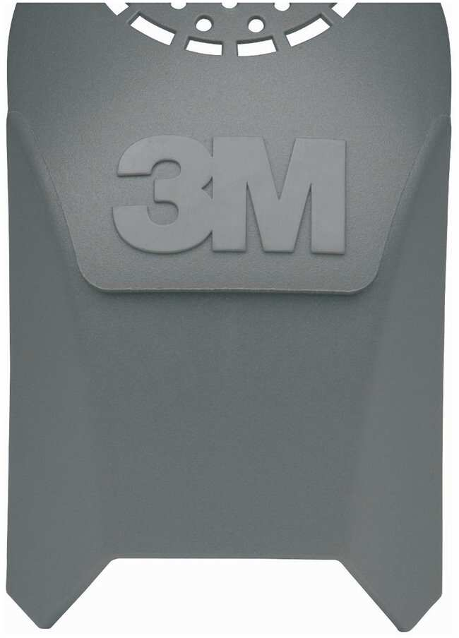 3M Ultimate FX Full Facepiece Reusable Respirator Accessory, Exhalation