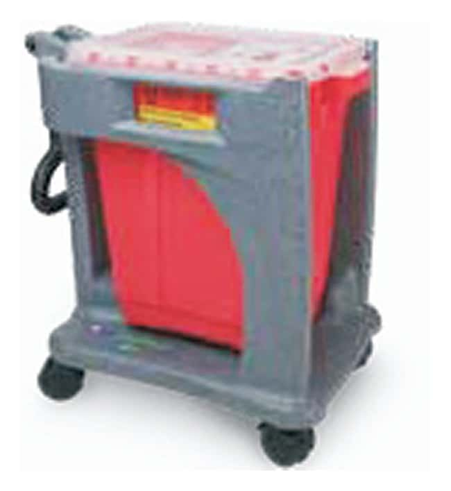 BD Recykleen Sharps Collection Trolley Standard; 9 gal.:Gloves, Glasses