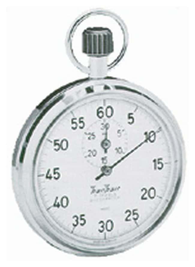 Fisherbrand™Hanhart 112.0101-00 Crown Stopper Mechanical Stopwatch