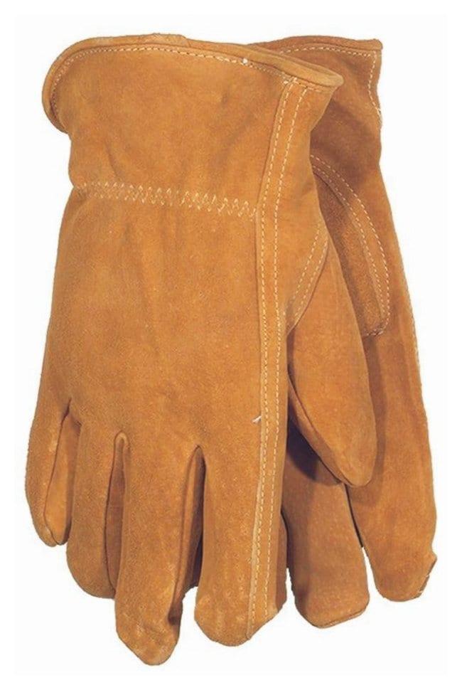 Carolina Glove Brushed Pigskin Driver Gloves  Large:Gloves, Glasses and