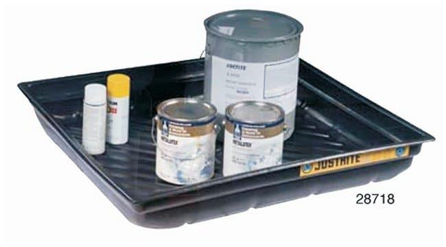 Justrite™EcoPolyBlend™ Spill Tray