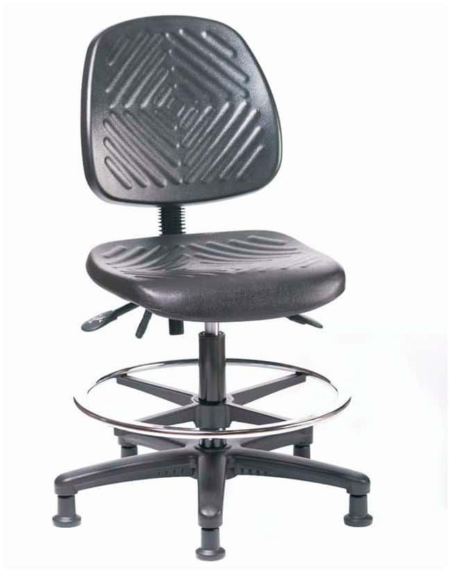 FisherbrandPolyurethane Chair - High Bench Height with Medium Back, Seat