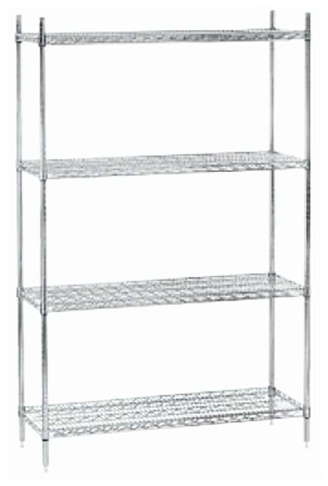 Advance Tabco Posts for Wire Shelving:Furniture, Storage, Casework, Carts