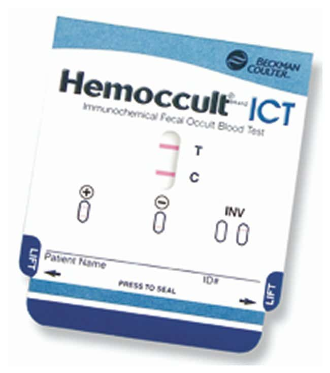 Hemocue America Beckman Coulter Hemoccult Ict Immunochemical Fecal