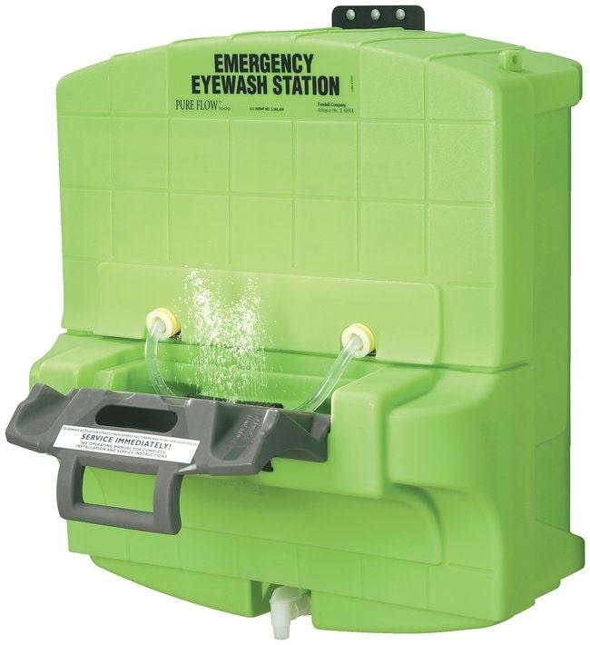 HoneywellPure Flow 1000 Portable Emergency Eyewash Station Eyewash Self