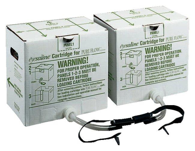 HoneywellFendall Saline Cartridges for Honeywell Pureflow 1000 Portable