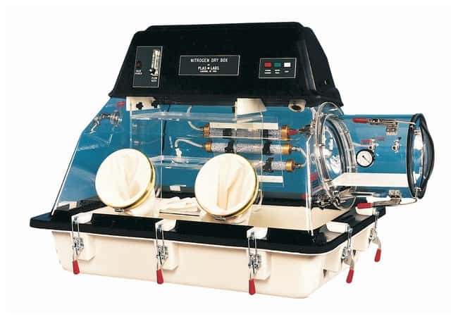 Plas Labs™Model 850 Nitrogen Dry Box Single Station Plas Labs™Model 850 Nitrogen Dry Box