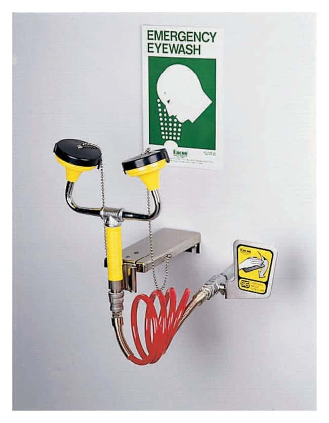 Encon Drench Hose Stations Gloves Glasses And Safety