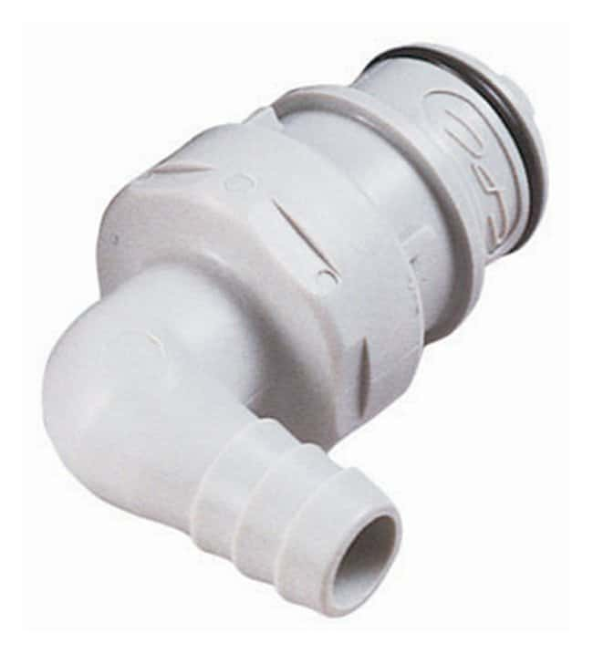 CPC HFC Series High-Volume Quick-Disconnect Coupling Inserts: With Shut-Off