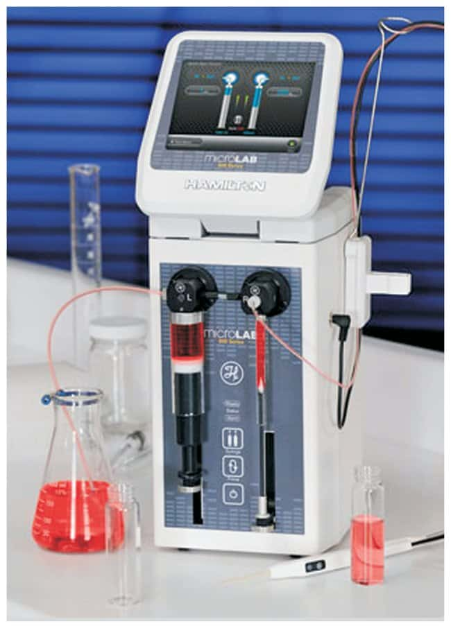 Hamilton Microlab 600 Diluter/Dispenser System Dual Syringe Diluter with