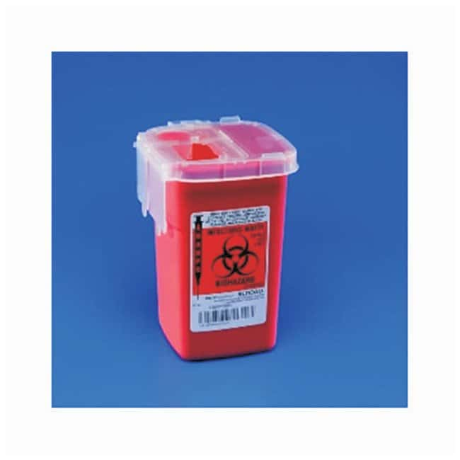 Covidien Autodrop™ Sharp Container for Phlebotomy