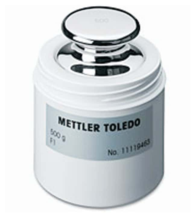 Mettler Toledo™ F1AC Basic Cylindrical Knob Weights