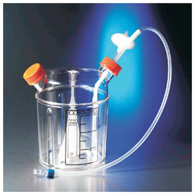 Corning™ Closed System Solutions Preassembled Disposable Spinner Flasks