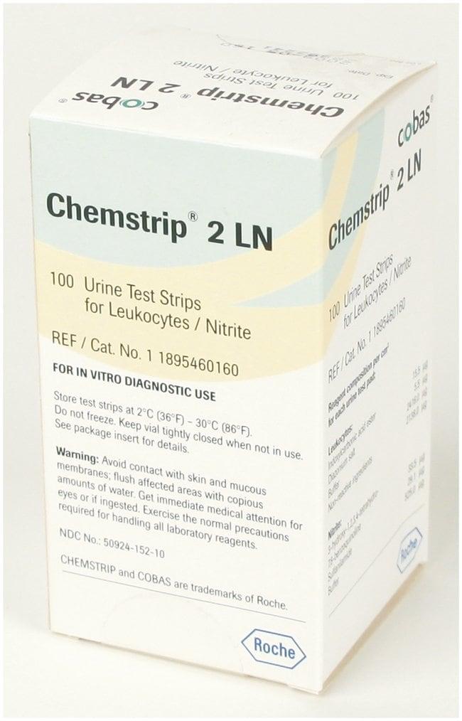 Roche DiagnosticsPOC Chemstrip Urine Test Strips:Diagnostic Tests and Controls:Urine