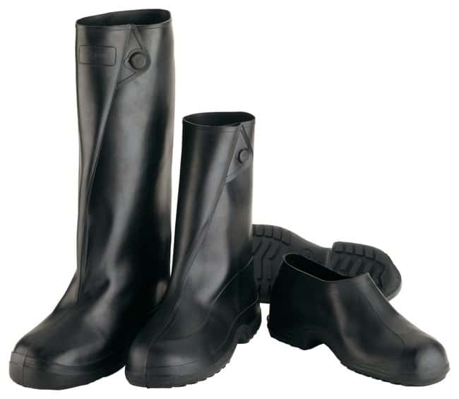 TingleyRubber Work Overboots, 10 in.:Personal Protective Equipment:Foot