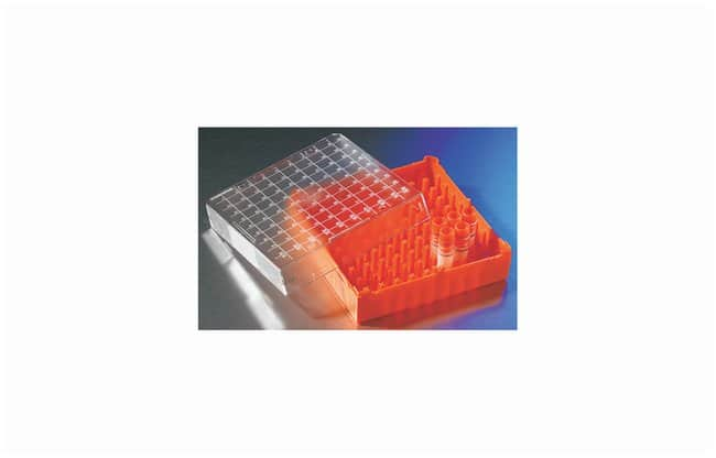 Corning™ Cryogenic Vial Storage Boxes: Boxes Racks, Boxes, Labeling and Tape
