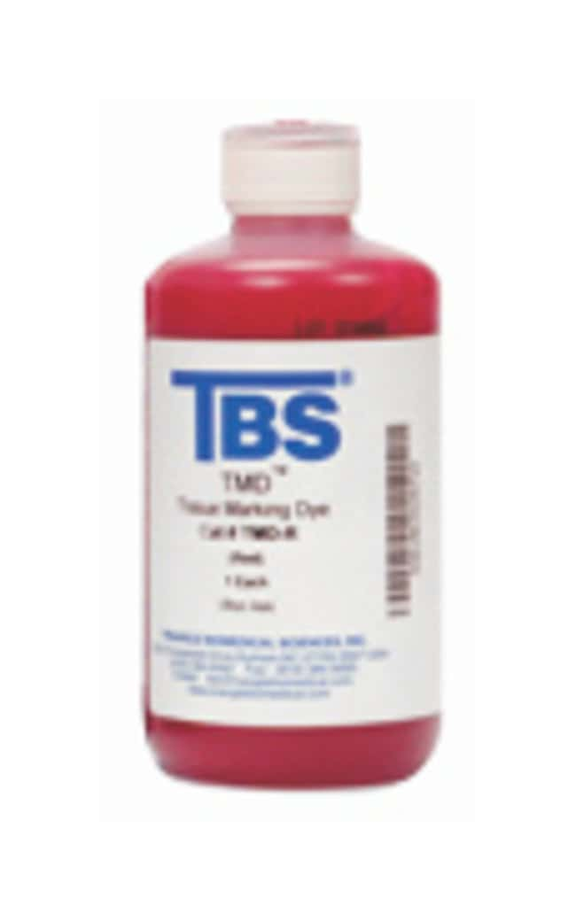 General Data Healthcare TMD-7 Tissue Marking Dyes Refills Red:Chemicals