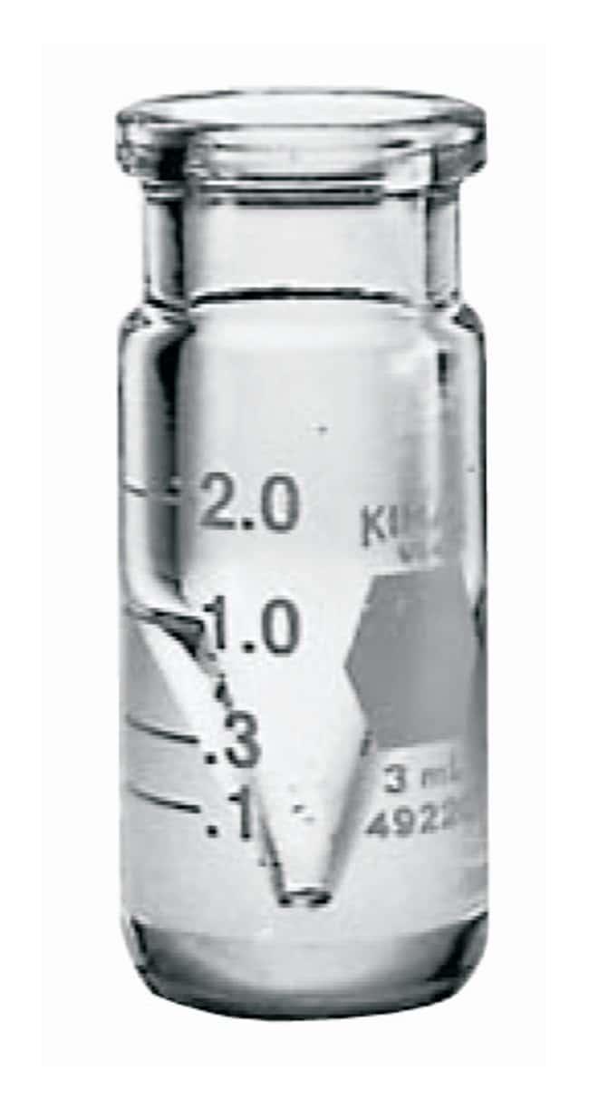 DWK Life Sciences Kimble KIMAX Accuform Micro-Vial Graduated Aluminum Seal