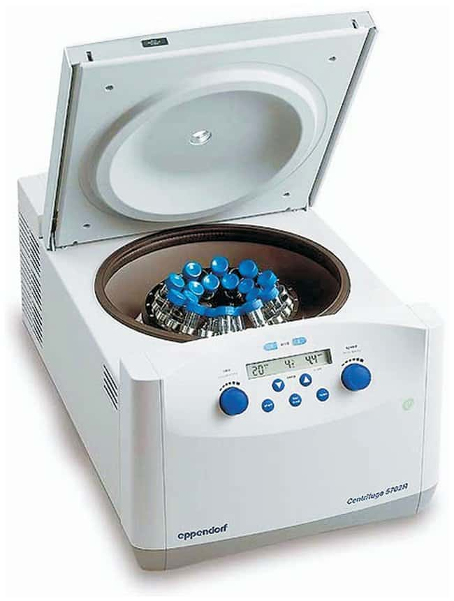 Eppendorf 5702 Series Centrifuge  Model 5702R Package:Centrifuges and Microcentrifuges