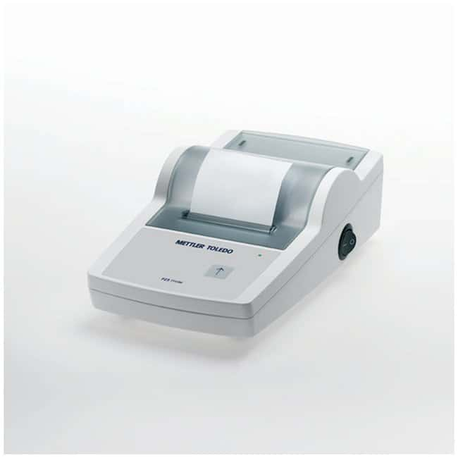 Mettler Toledo RS-P25 Printer RS232 interface:BioPharmaceutical Production