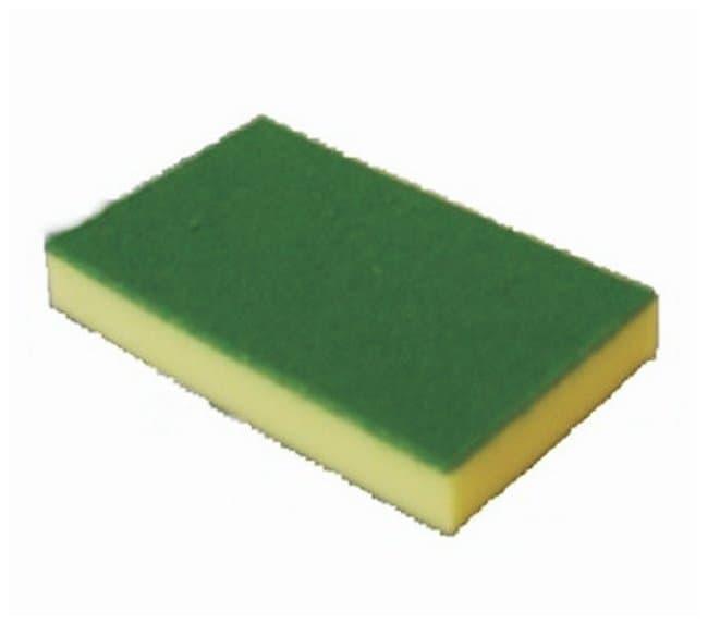 Foamtec ScrubCLEAN Abrasive Sponges Light duty; For Ink, paste, epoxy removal
