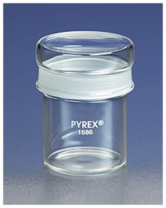 PYREX  Regular-Form Glass Weighing Bottles
