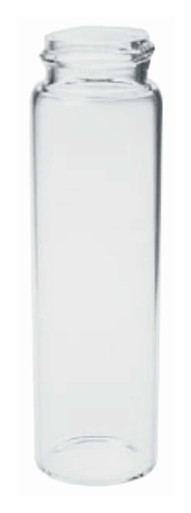 DWK Life SciencesKimble™ Glass Vials for EPA Water Analysis Clear KG-33 Borosilicate Glass; For EPA Water Analysis 30mL DWK Life SciencesKimble™ Glass Vials for EPA Water Analysis