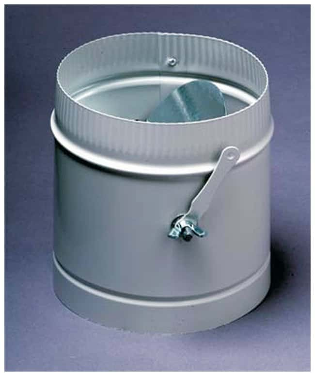 Labconco Exhaust Damper Exhaust Damper; 6 in. dia.:Fume Hoods and Safety