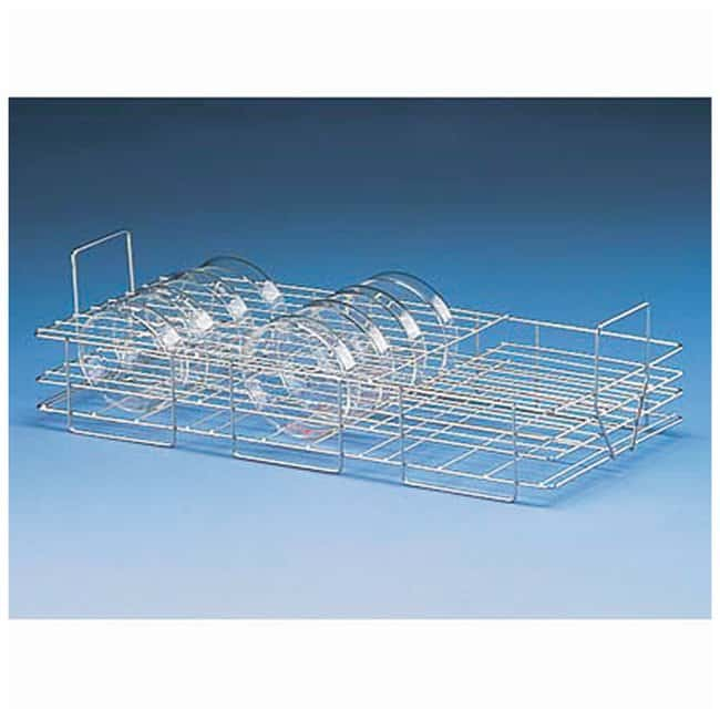 LabconcoWasher Inserts Petri Dish Insert; Capacity: 24 plates:Autoclaving,