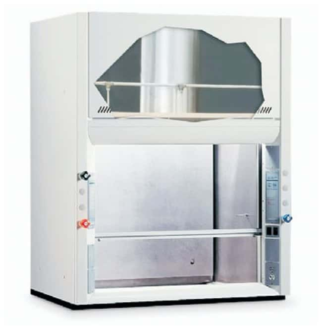 Labconco Protector Stainless-Steel Perchloric Acid Hood Service fixtures: