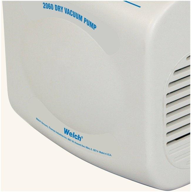 Welch™Pompe à vide sèche Gemini™: Modèle2060 Prise Schuko;230V50Hz Welch™Pompe à vide sèche Gemini™: Modèle2060