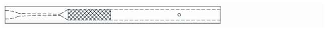 Restek DI Liners for Agilent GCs (0.25/0.32/0.53mm ID):Chromatography:Chromatography