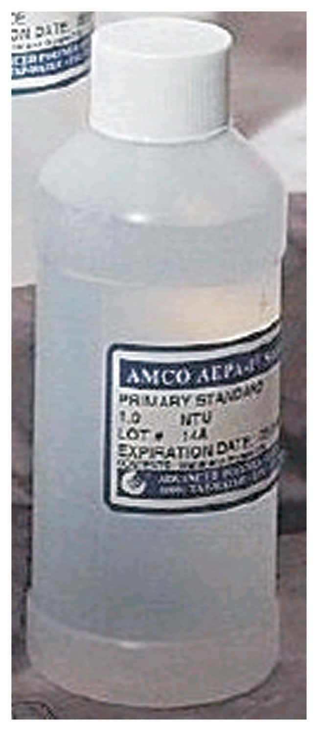 GFS Chemicals Amco Clear Individual Primary Turbidity Standards:Spectrophotometers,